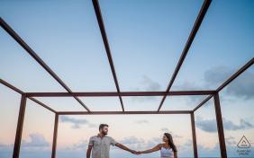 Barra de São Miguel, Alagoas pre wedding portraits - prospective love