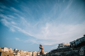 engagement shoot in Puglia - Pre Wedding Portraits