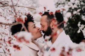Botanischer Garten, Munich, Germany - Passion Pre Wedding Image