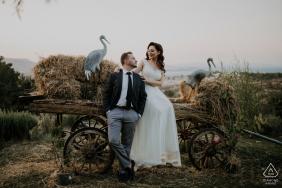 Engagement Picture Session | Foto vor der Hochzeit aus İzmir, Türkei