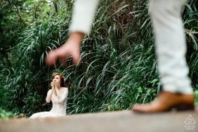 Verlobungspaarsitzung | Taiwan, Hualien Porträt vor der Hochzeit