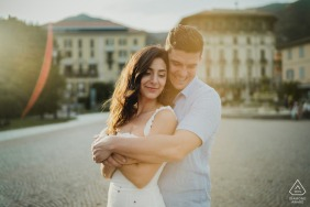 Federica Ariemma, of Napoli, is a wedding photographer for
