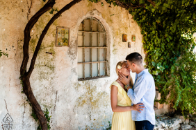 Zakynthos, Greece	pre wedding photography | Hugs for a young couple in love