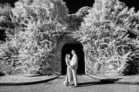 Pisa Fine Art Pre Wedding Portrait with a couple who came from Japan to visit Pisa and to celebrate theirs engagement