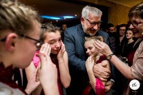 Imagen de la boda de Le Havre, Normandía, Francia | el discurso que da emoción a todos