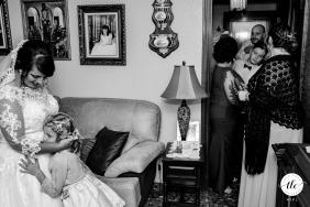 Momento de la boda de Torredonjimeno en Jaén mostrando que la hija del vecino puede sentir verdadero amor por ti