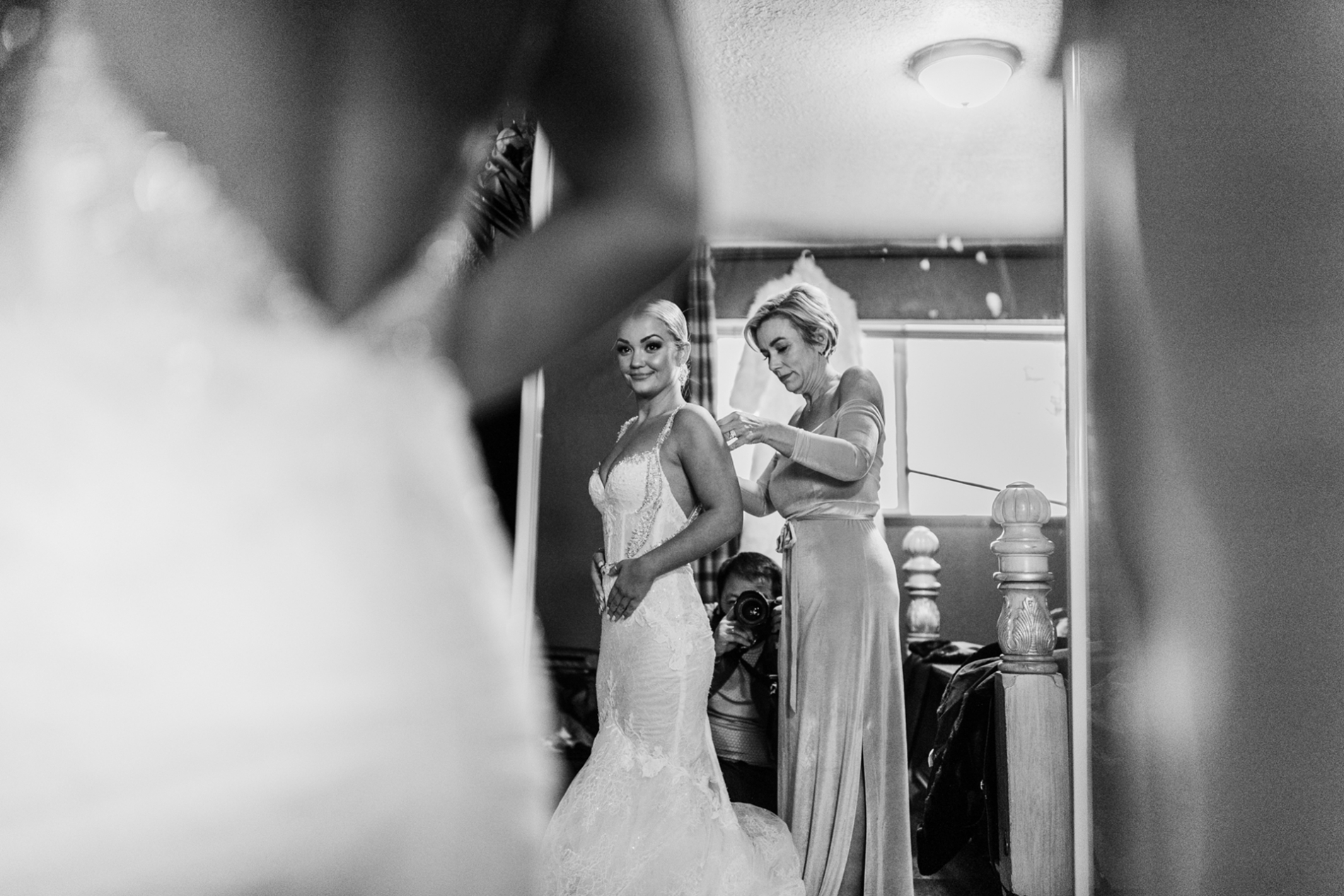 California San Jose wedding photographer self-portrait by Tyler Vu