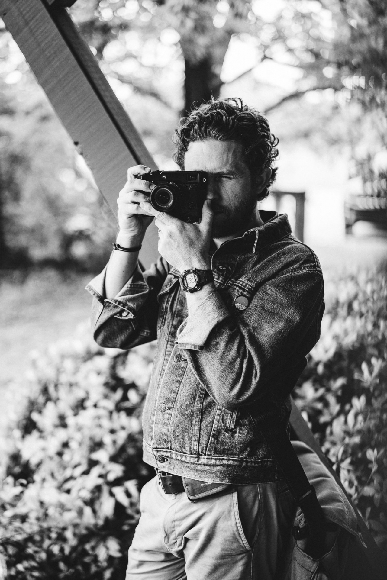 Bei der Arbeit von Dallas-Fort Worth Hochzeitsfotograf Jared Lindsay erschossen