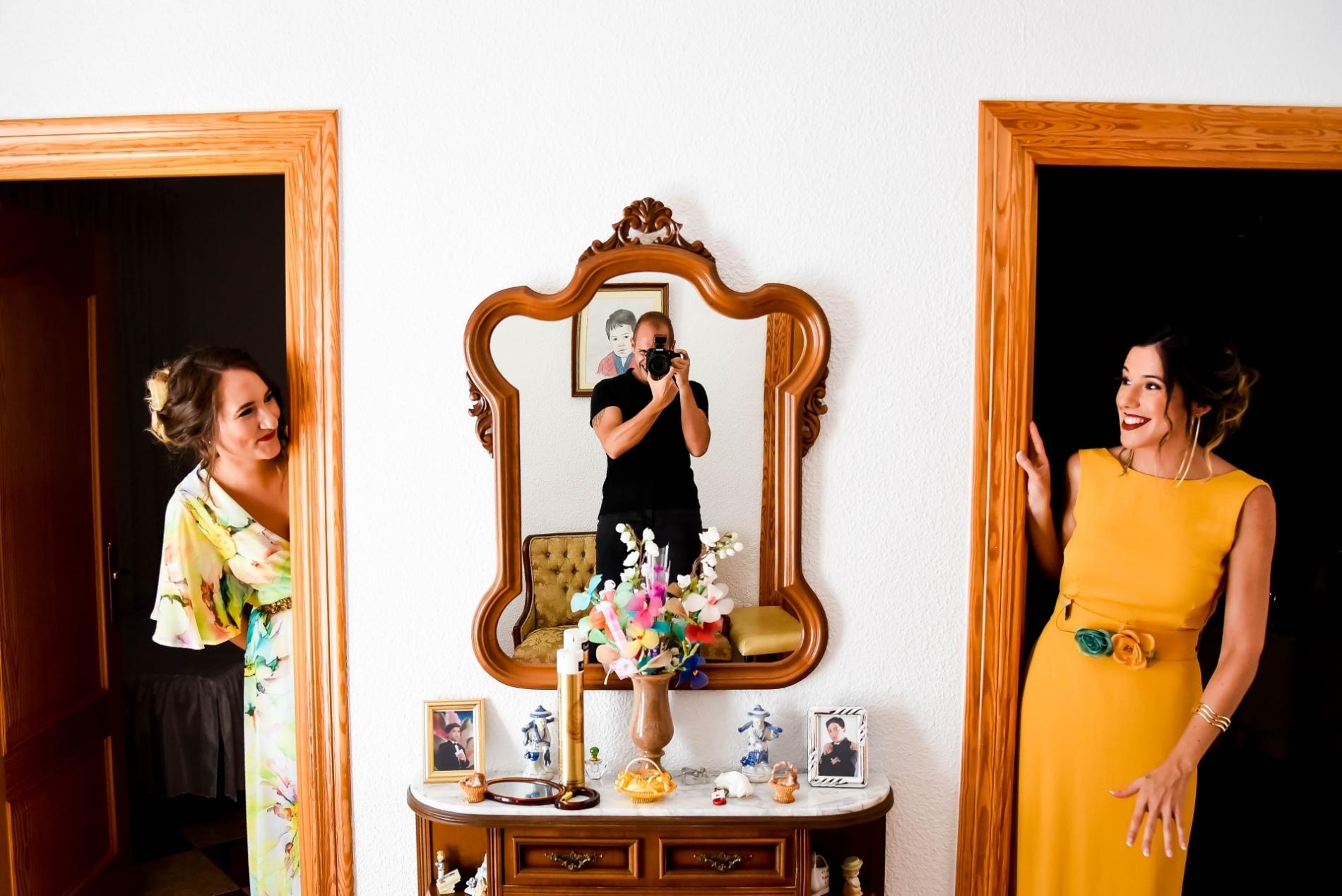 Murcia wedding photographer in action | Eduardo Blanco photography
