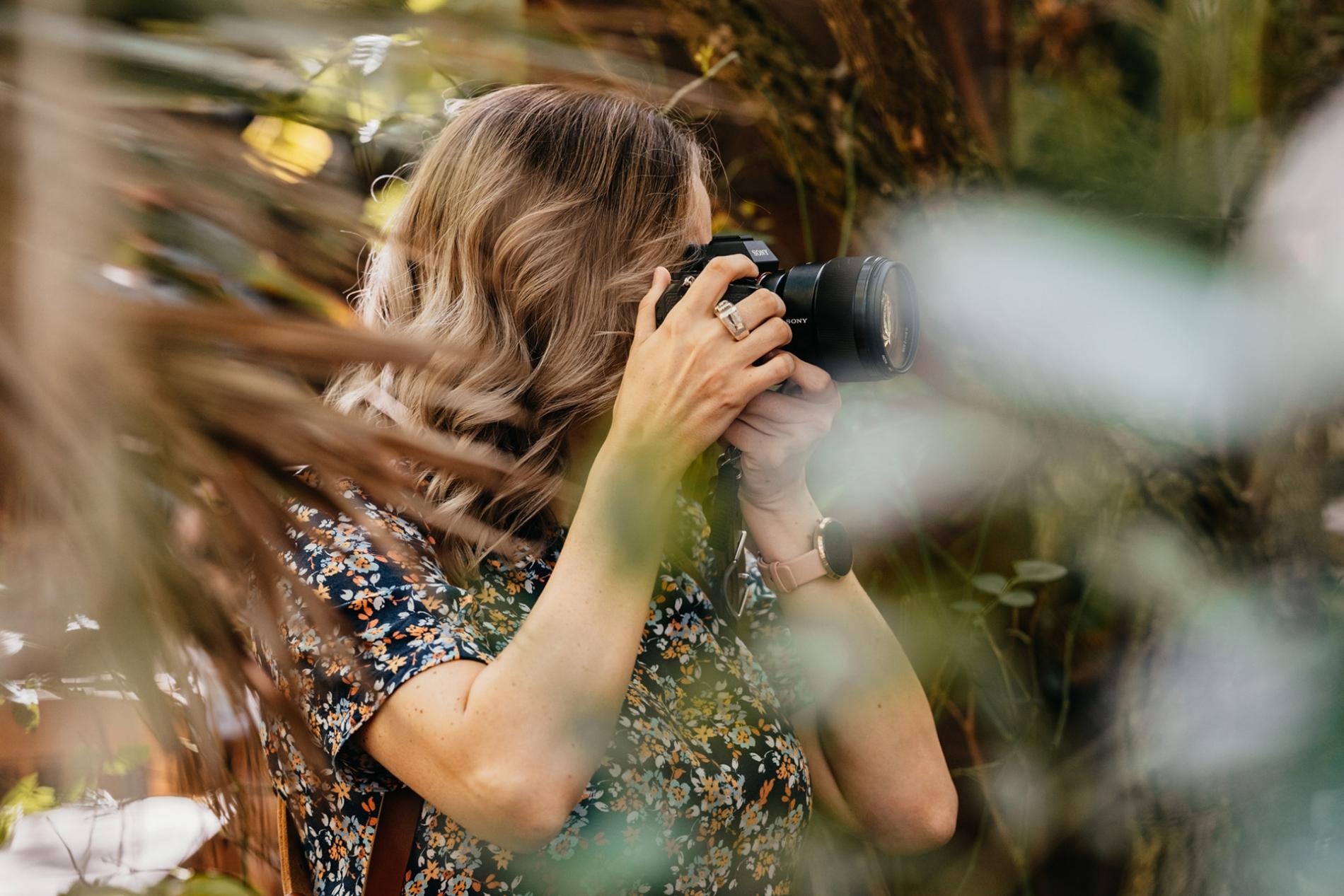 Photographe de mariage photographiant lors d'un événement - Nrw Essen