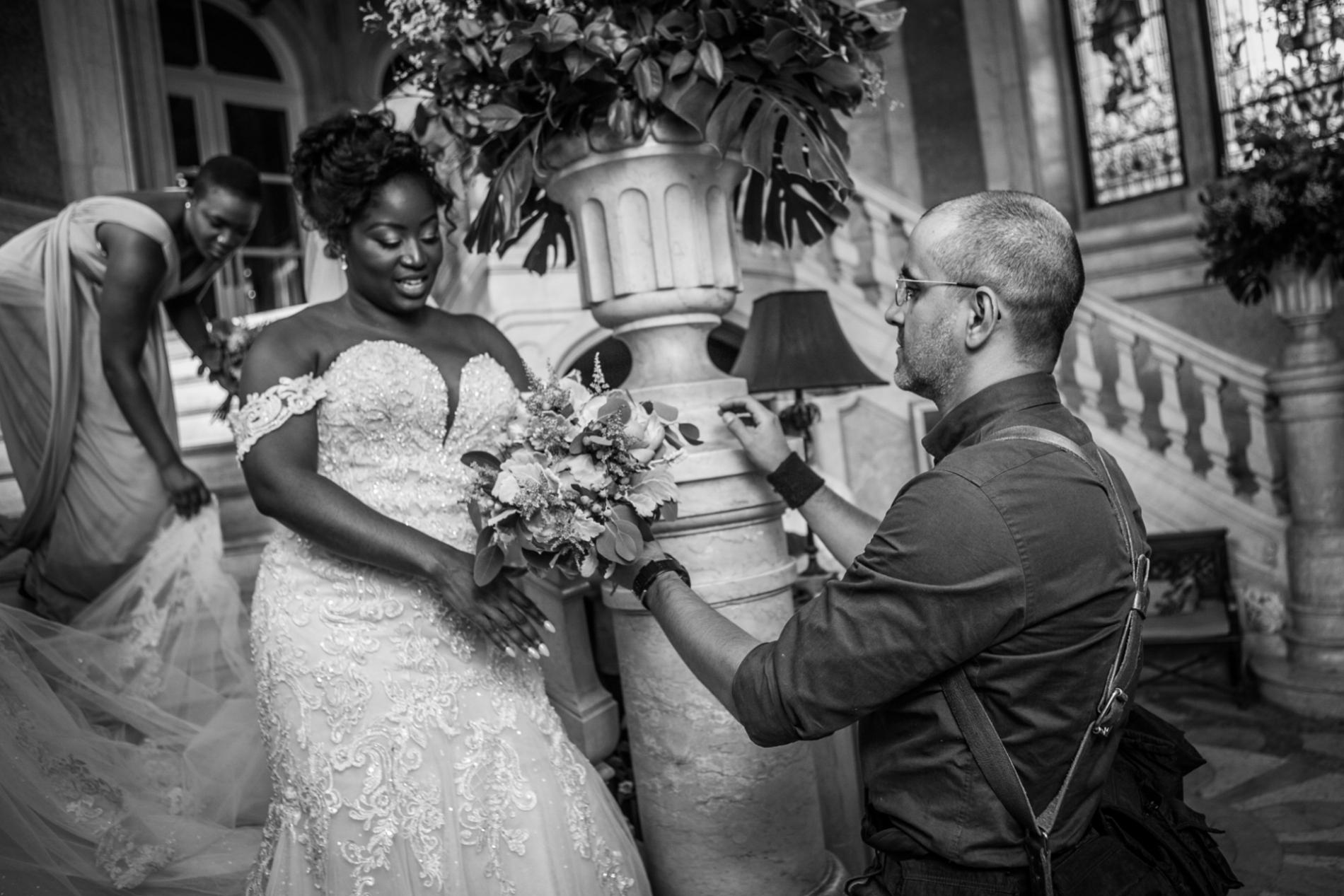 Fábio Azanha - wedding photographer