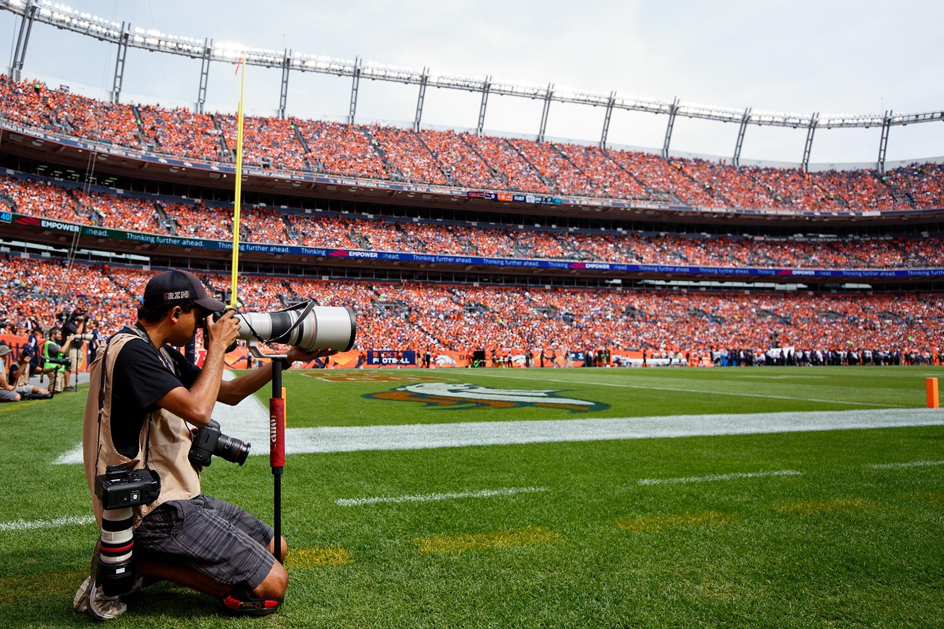 Justin Edmonds is a Denver-based photographer
