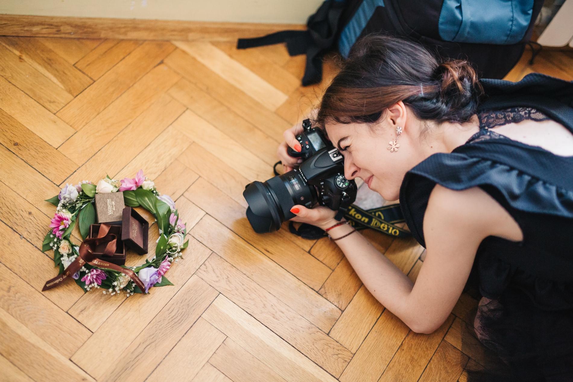 Fotografa di matrimoni Lovech Hristina Handzhieva