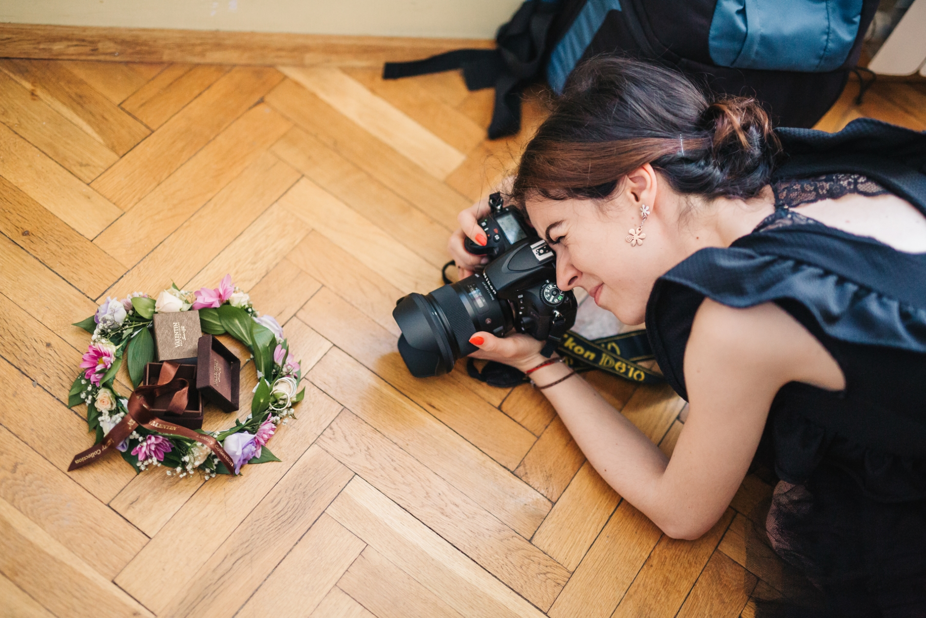Lovech Wedding Photographer Hristina Handzhieva