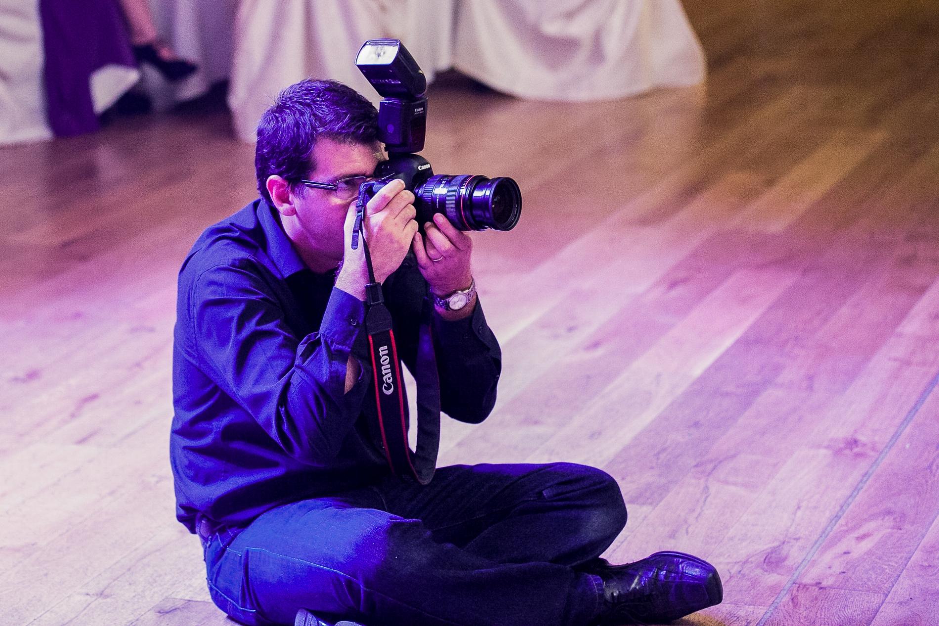 Fotograf ślubny w Bukareszcie Mihai Zaharia, Rumunia