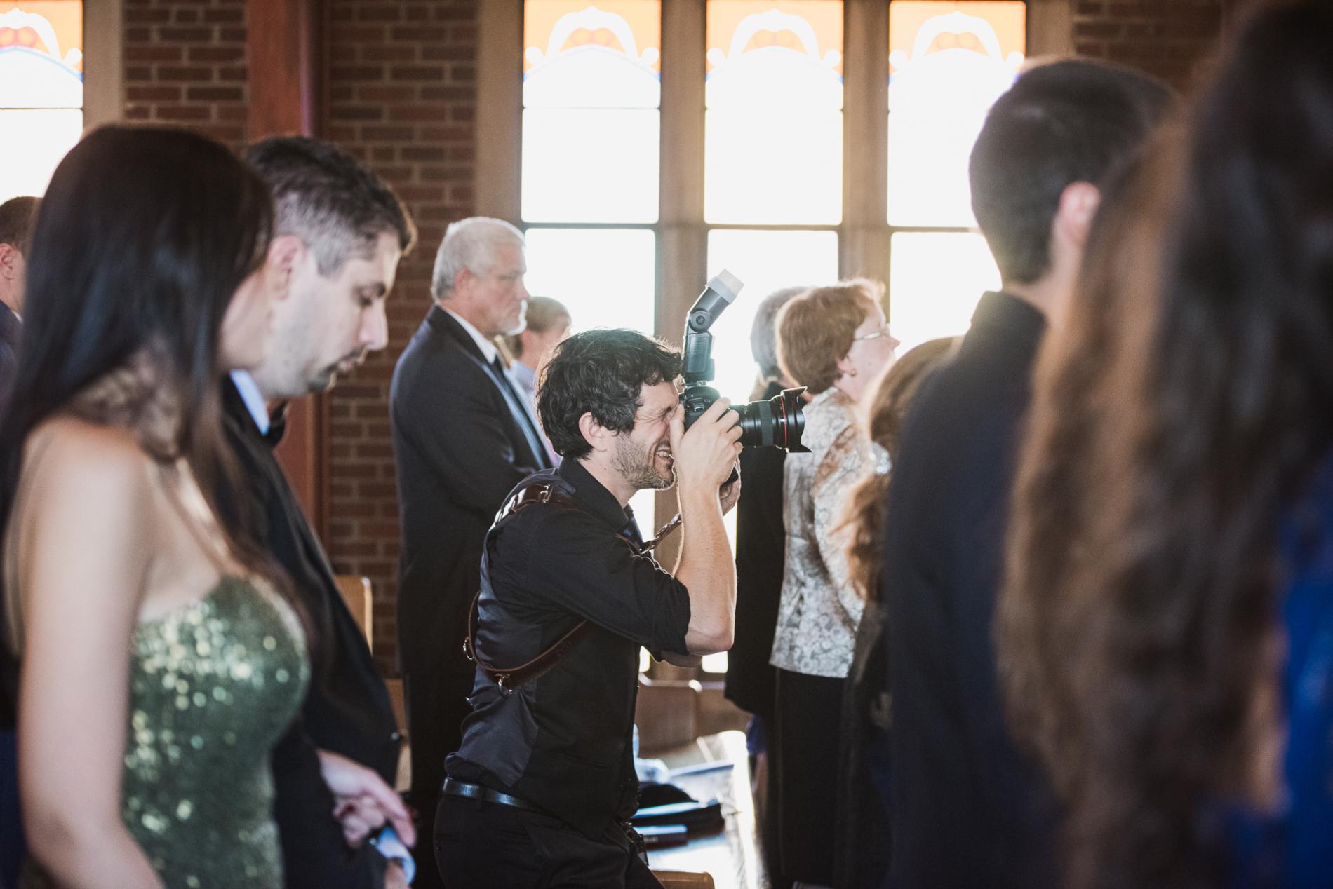 San Francisco Hochzeit Fotojournalist Drew Bird.