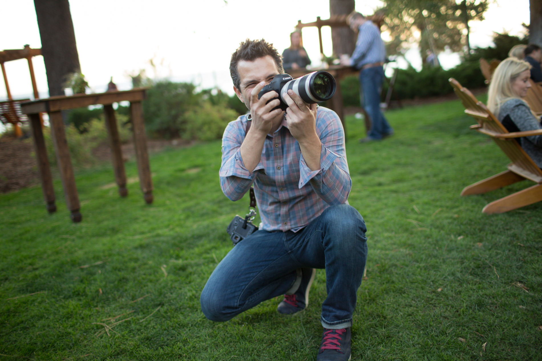 Lake Tahoe Hochzeitsfotojournalist Drew Bird
