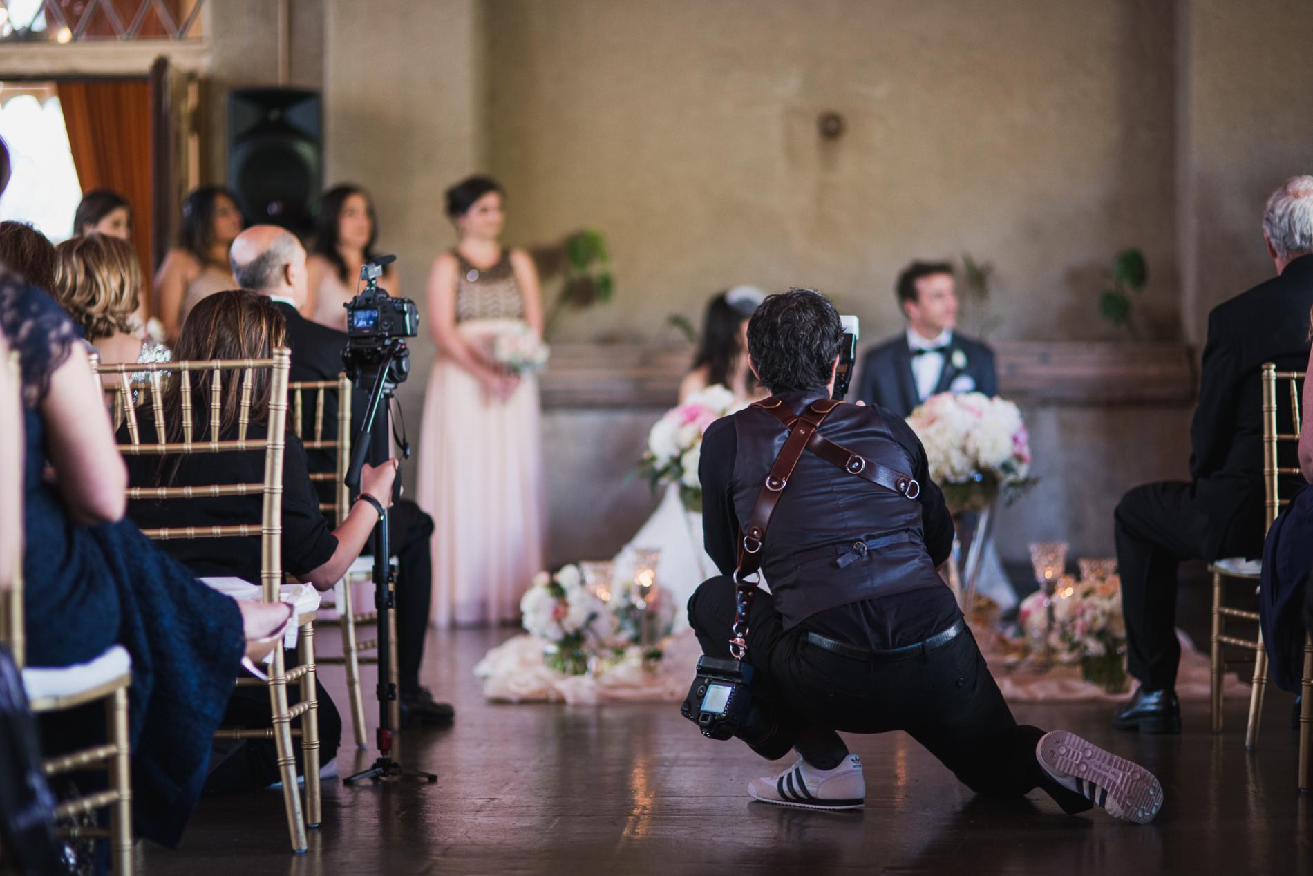 Berkeley City Club. San Francisco Hochzeit Fotojournalismus von Drew Bird