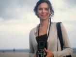 Portrait de la photographe de mariage et de fiançailles Olya Vysotskaya