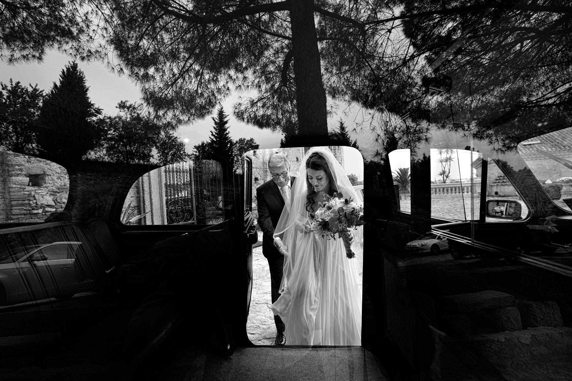 Danilo Coluccio, van Reggio Calabria, is een trouwfotograaf voor