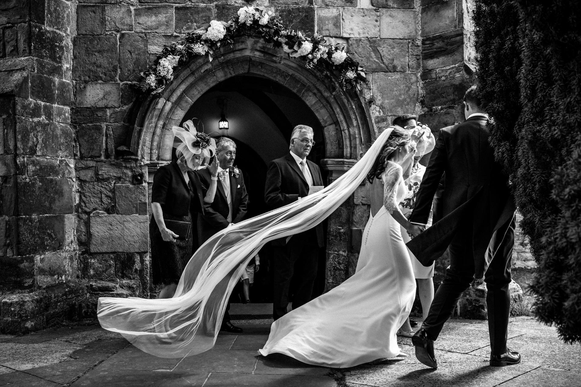 Paul Rogers, of Hertfordshire, is een trouwfotograaf voor Ticehurst, VK
