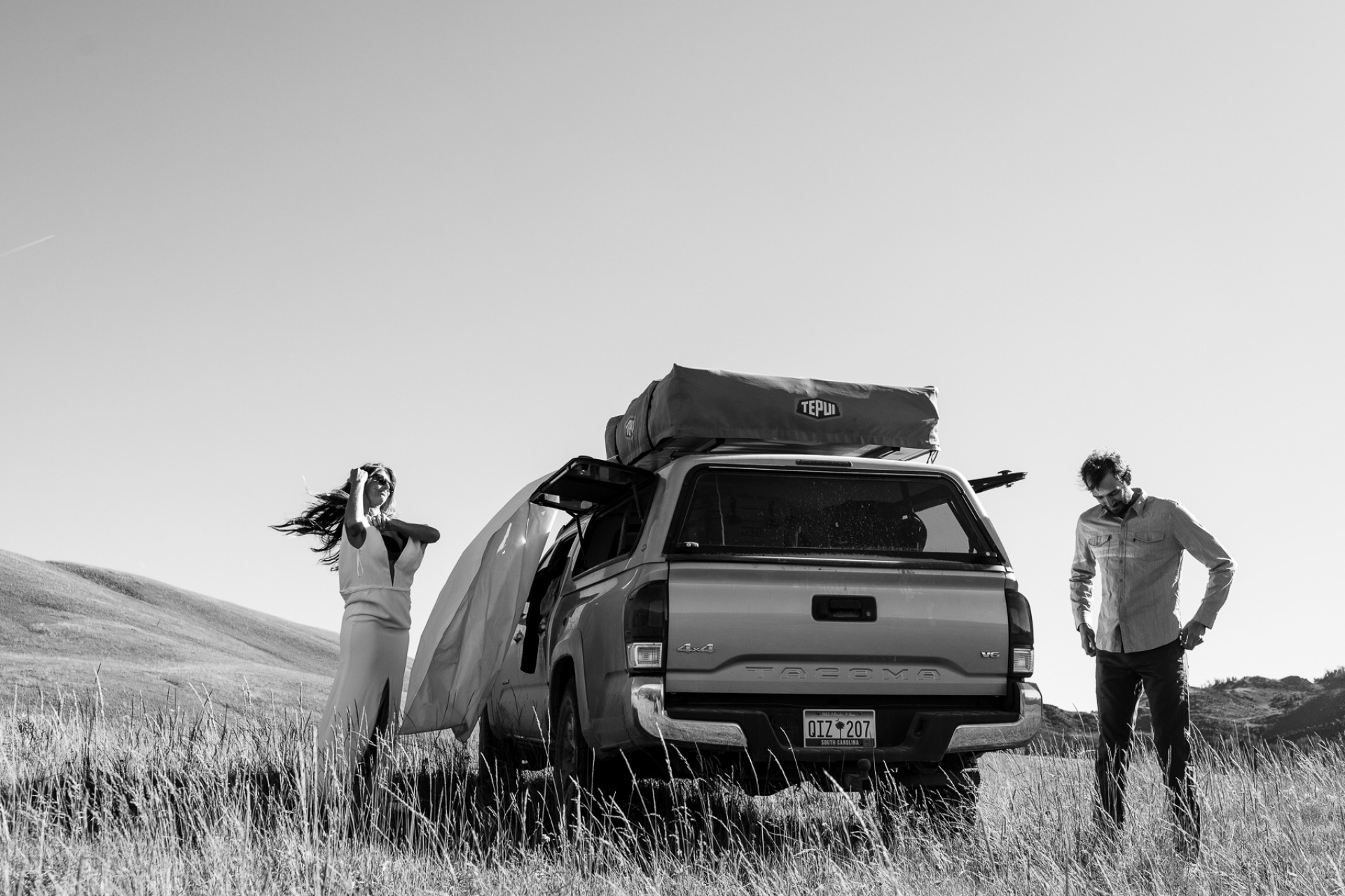 David Clumpner, of Montana, is a wedding photographer for -