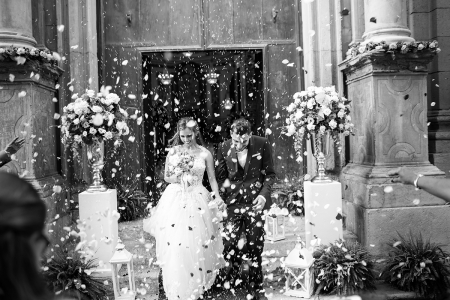 Best Wedding Photography in Sicily, Trapani at Trapani, Italy - Chiesa del Collegio
