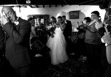 Zuger Hochzeitsfotografie von Heike Witzgall
