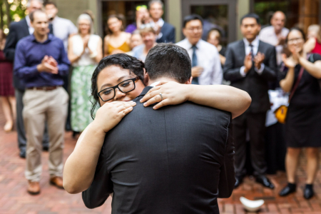 Wedding image from Celebrations At the Reservoir, Richmond, Virginia, USA
