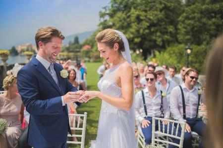 婚禮馬焦雷湖