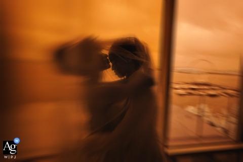 Emin Kuliyev is an artistic wedding photographer for New York