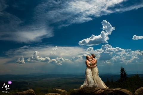 CO Mountain Wedding | Steamboat Springs Wedding Photography