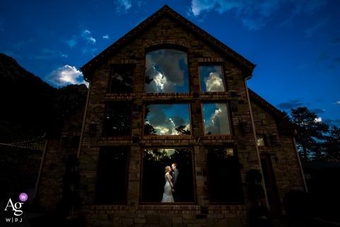 Della Terra Wedding | Estes Park Wedding Photography Portraits