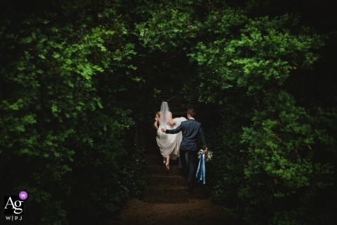 Ken Pak is an artistic wedding photographer for District Of Columbia
