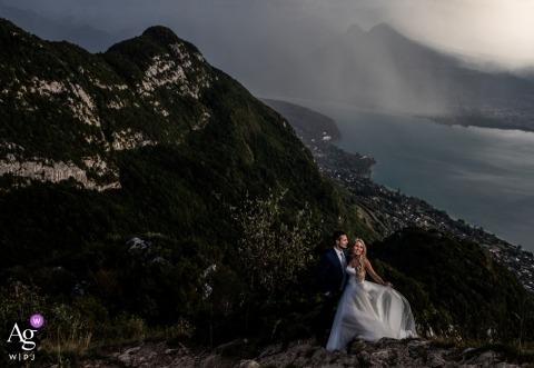 Samuel Berthelot è un fotografo di matrimoni artistico per