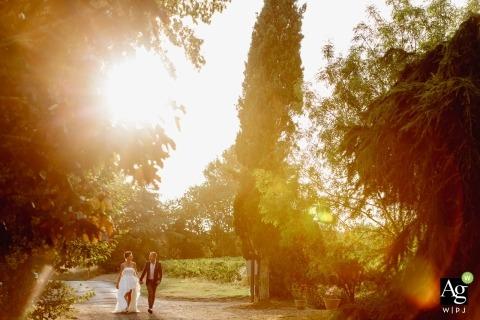Jeremy Fiori is een artistieke huwelijksfotograaf voor