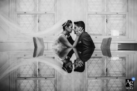 Wander Menezes est un photographe de mariage artistique pour Minas Gerais