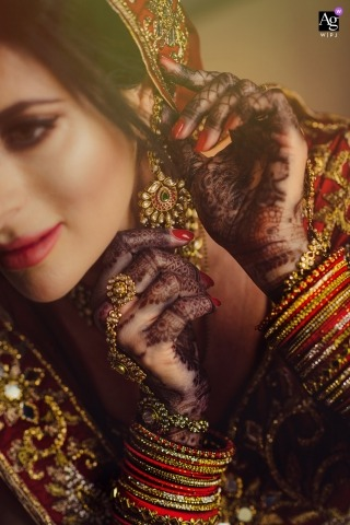 Rohit Gautam is an artistic wedding photographer for Bedfordshire