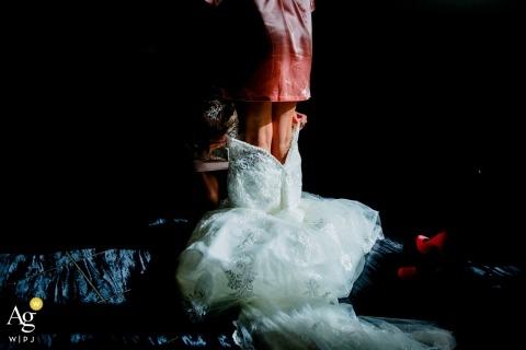 Gerhard Nel is an artistic wedding photographer for Zuid Holland