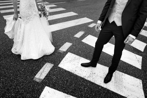 Bester französischer Hochzeitsfotograf Sylvain Bouzat Alps