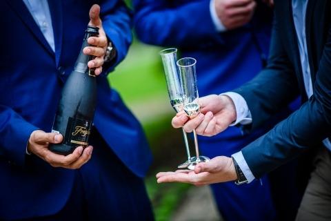 Hochzeitsbeifall