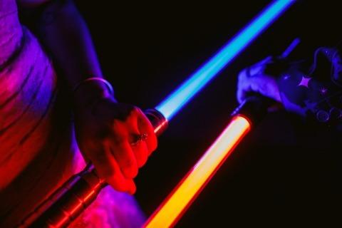 Star Wars Light Sabres et alliances