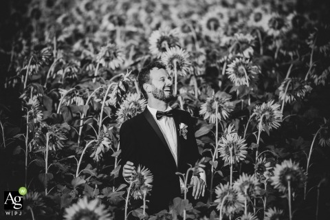 Cristian Bussu is an artistic wedding photographer for Pistoia