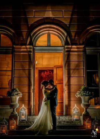 Julien Roman is an artistic wedding photographer for