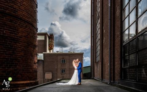 Marlies Dekker is an artistic wedding photographer for Zuid Holland