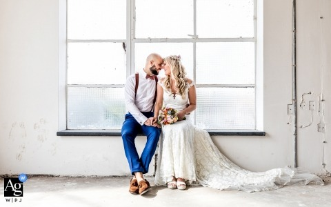 Marlies Dekker is an artistic wedding photographer for Zuid Holland