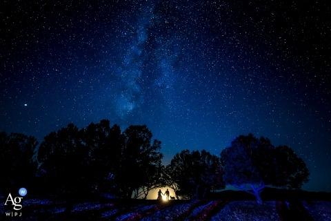 Jesse La Plante is an artistic wedding photographer for Colorado