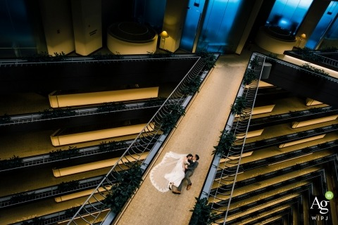 Lucas Tran is an artistic wedding photographer for Da Nang