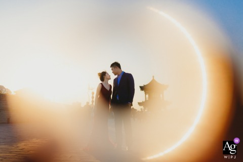 Henry Xu is an artistic wedding photographer for