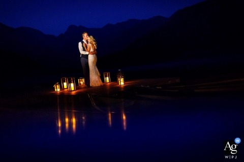 Trent Gillespie is an artistic wedding photographer for Colorado